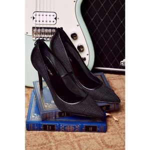 Nasty Gal x Courtney Love Sunset Strip Heels